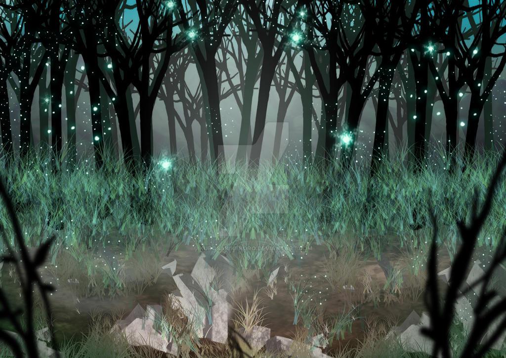 Bg Forest by KurosakiKeroro