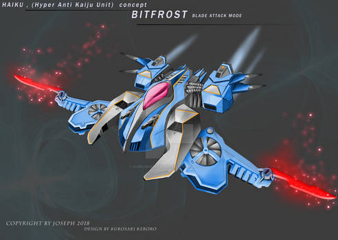 Bitfrost Concept ,attack mode