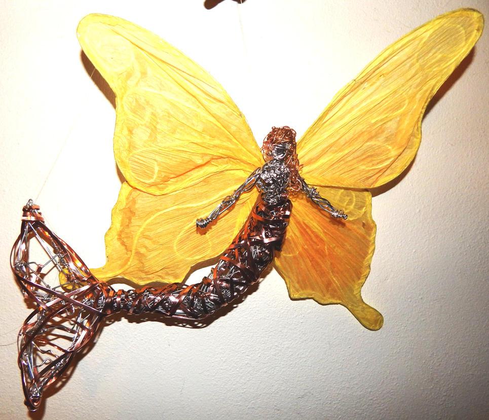 Large Fluttermaid by metalpug
