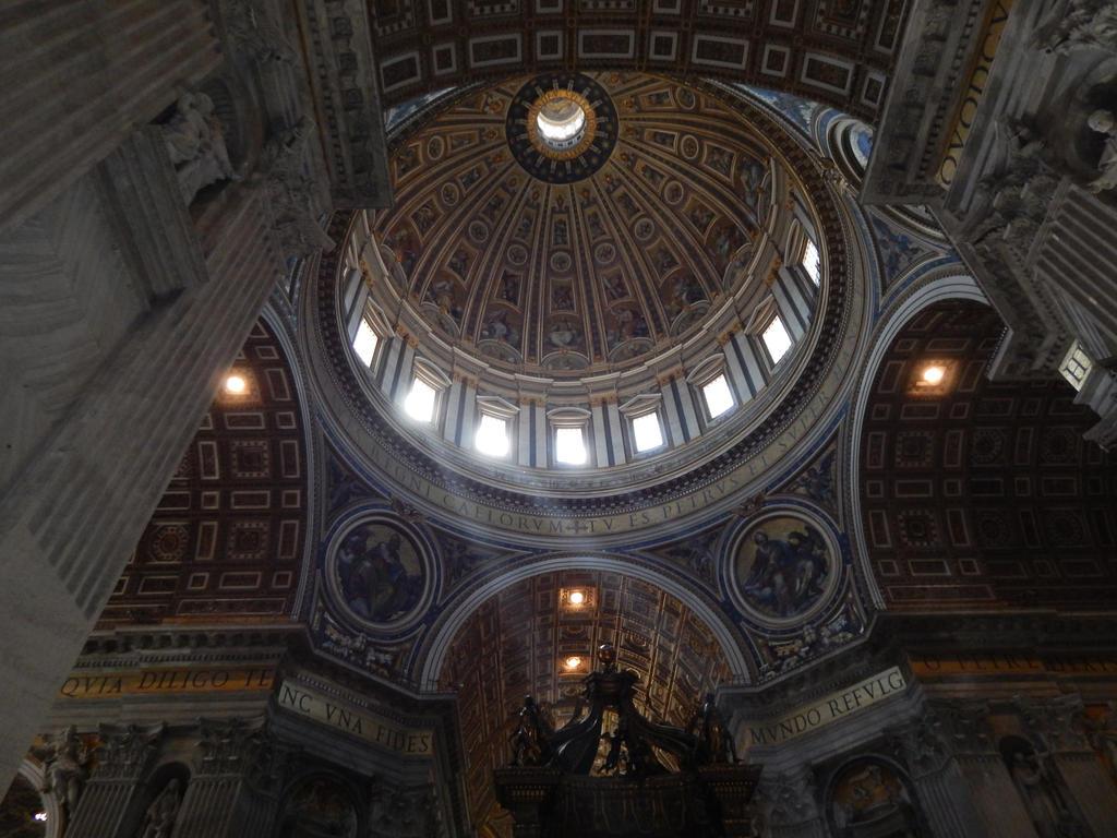 St. Peters Sacred Light by metalpug