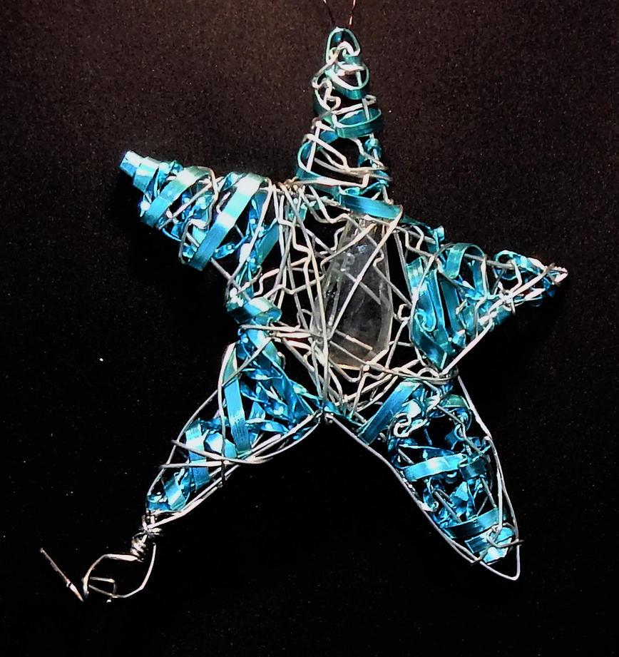 Sky-based wishing star by metalpug