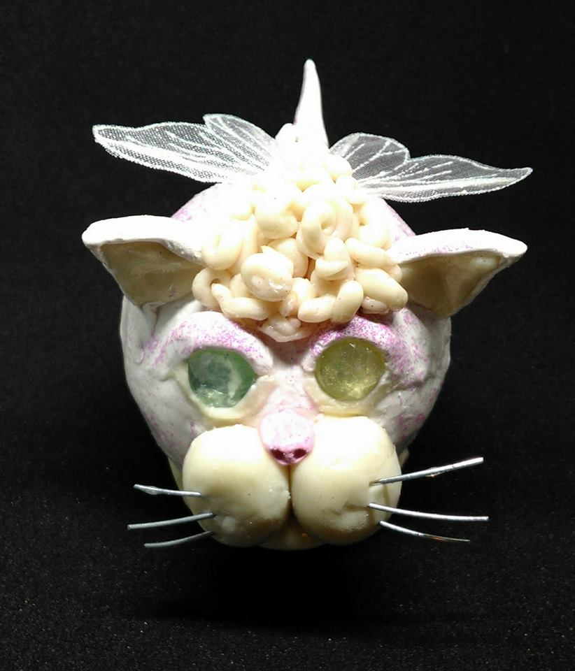 Fairy Cat Front by metalpug