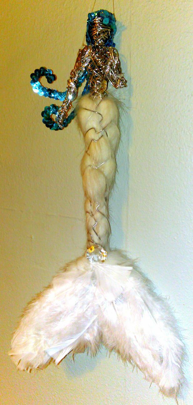 Artic mermaid by metalpug