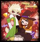 Kacchako Halloween