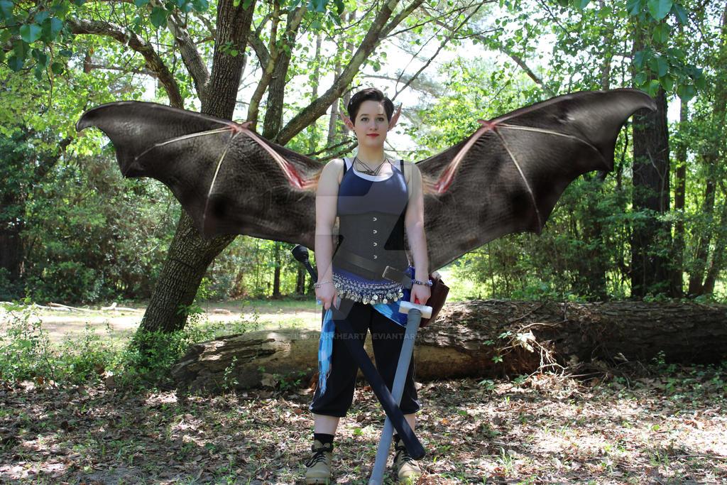 BattyBrittanyfinished by leo-darkheart