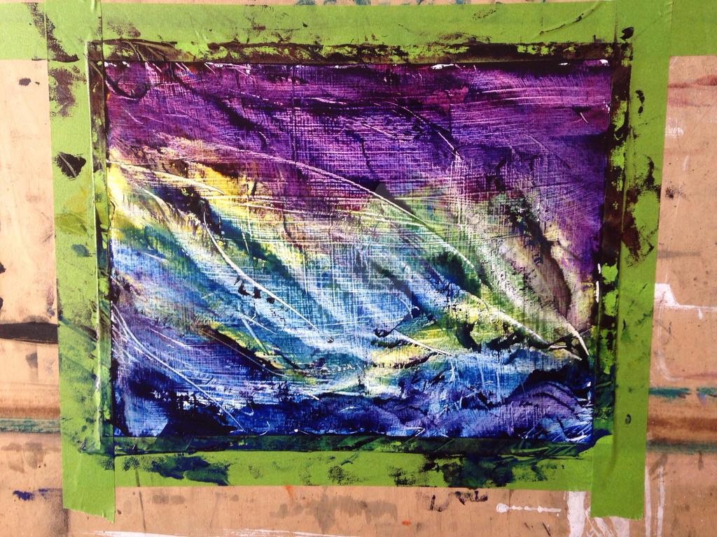 Making waves  by leo-darkheart