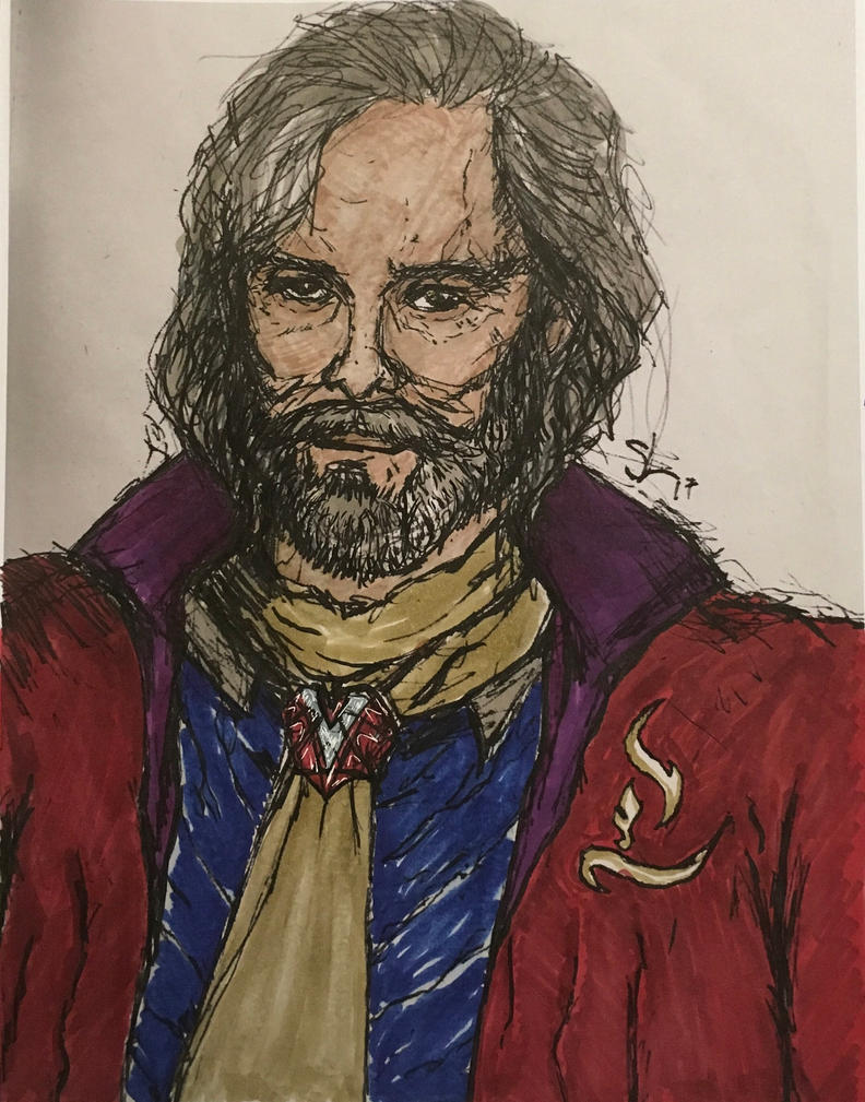 Virgil by leo-darkheart