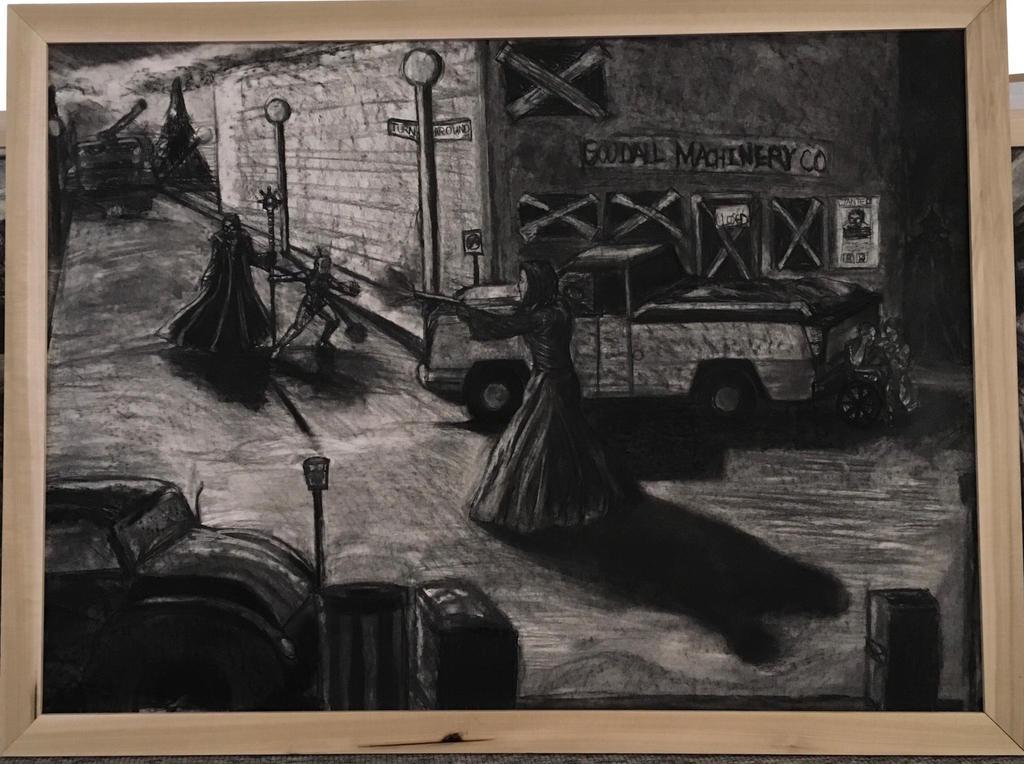 Woeful Reunion  by leo-darkheart