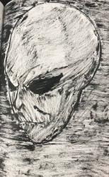 Alien by leo-darkheart