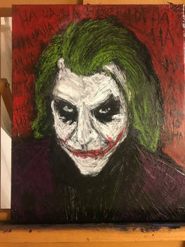 The Joker WIP