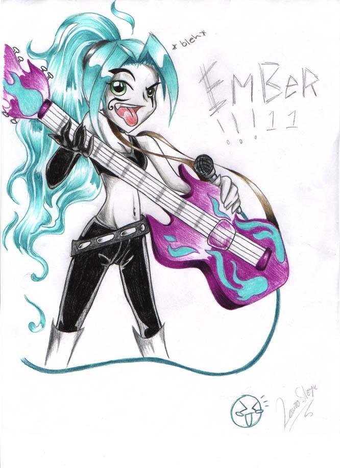 Ember by jyr0