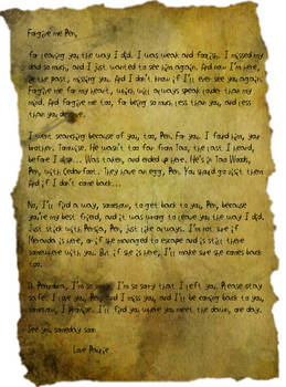 E7 - A Letter for Penumbra the Pidove