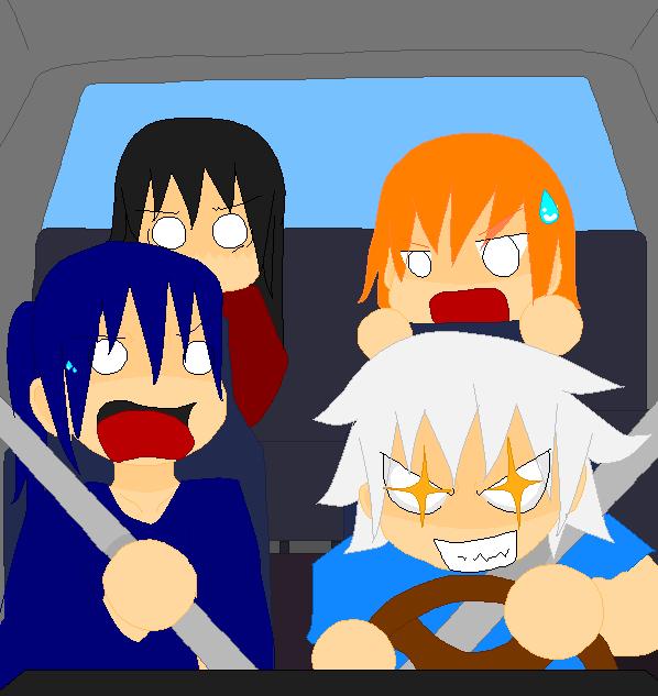 Lass's Driving Skill by NatsumeHirai