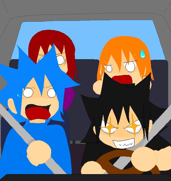 Sieghart's Driving Skill by NatsumeHirai