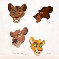 KoPR Cubs by TheSameDullKnife