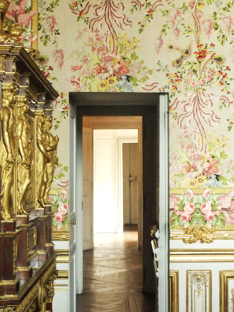 Rooms: Versailles Secret Passage By Alecca4you On DeviantArt