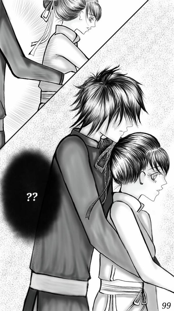 Manga Sample Page by Fairywater