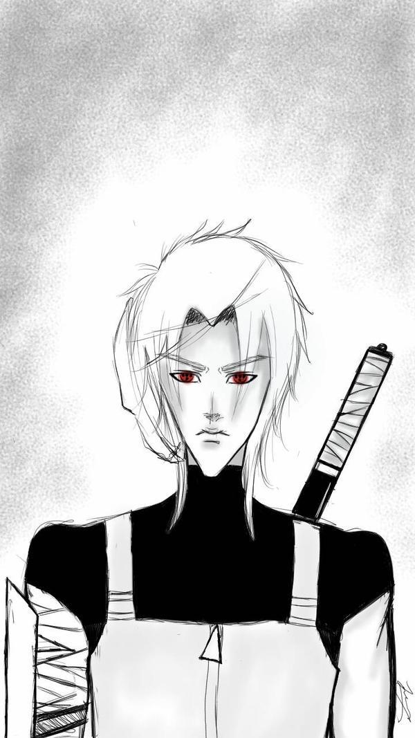 Sasuke Uchiha by Fairywater