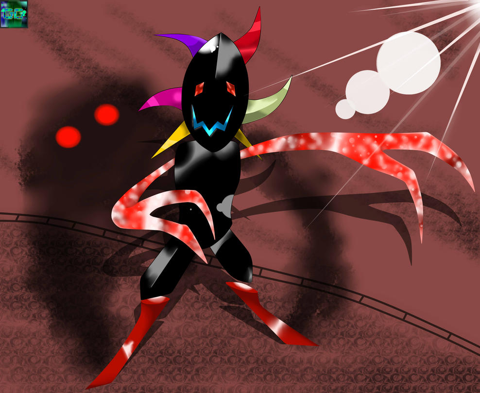 Character Information: Dinji by GameGirlAS9990
