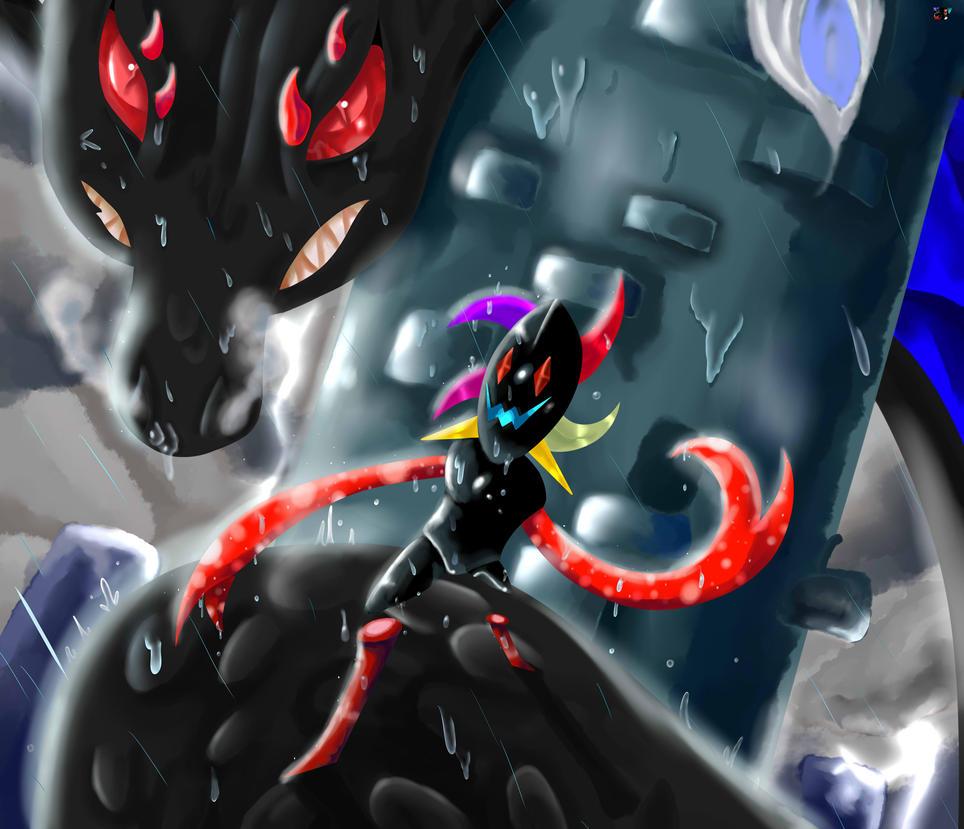 Tower of Gods by GameGirlAS9990