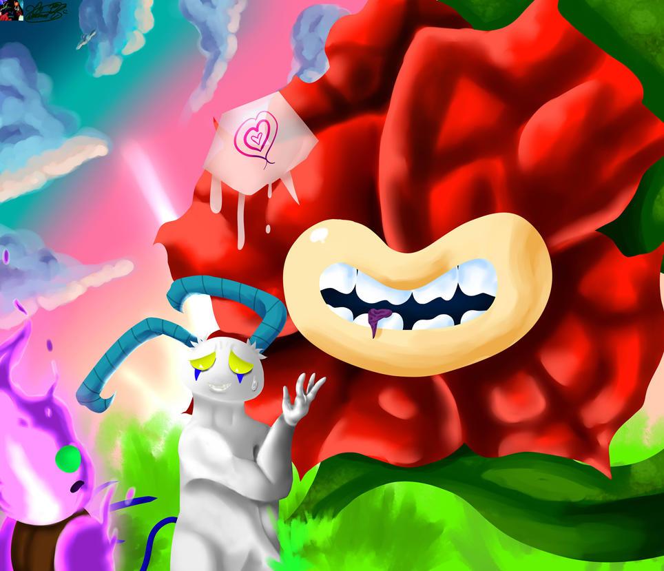 My Sweet and Dear Friend by GameGirlAS9990
