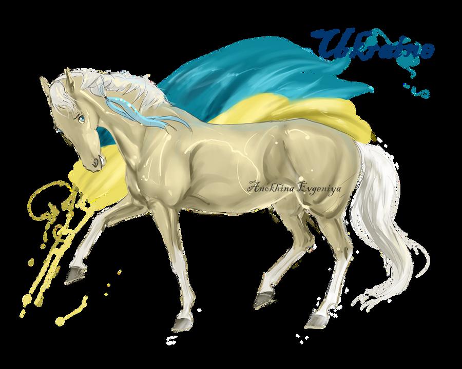 Horse Hetalia: Ukraine by Moon-illusion
