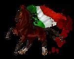 Horse Hetalia: Southern Italy