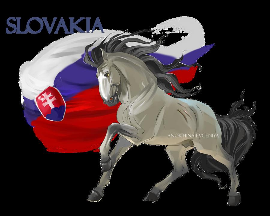 Horse Hetalia:  Slovakia by Moon-illusion
