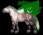 Horse Hetalia:  Pakistan