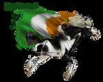 Horse Hetalia:  Ireland