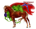 Horse Hetalia: Norway