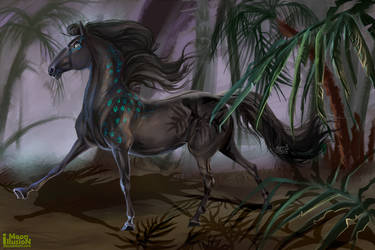 Sibrano stallion by MUSONART