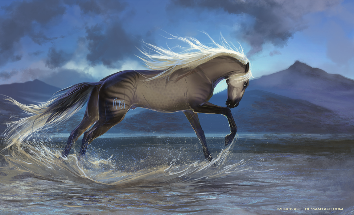 | Commission | Aquarius by MUSONART