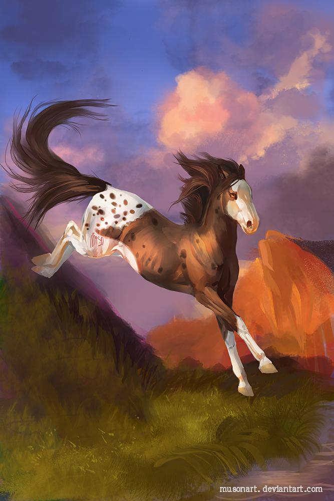 | Commission | Prairie Prince by MUSONART