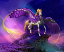 Night Queen by MUSONART