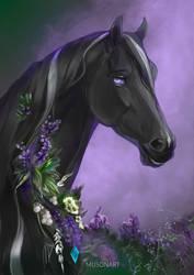 Lavender by MUSONART