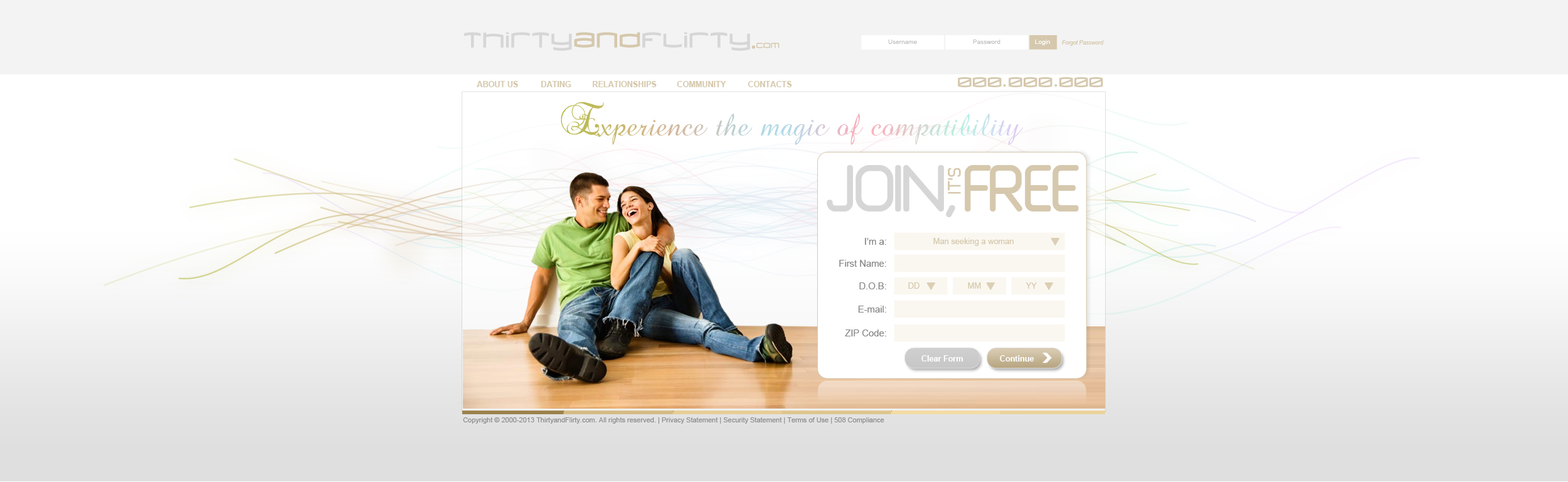 flirty site internet