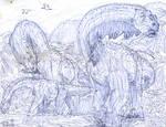 Skull Island Reborn: Parabrontosaurus giganticus