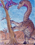 Hard Times For Rapetosaurus and Rahonavis