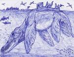 The Friendly Liopleurodon
