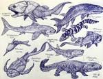 Devonian Animals