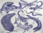 Carboniferous Animals