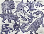 Triassic Animals