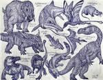 Triassic Animals
