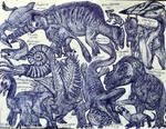 Late Cretaceous Animals