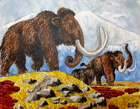 Mammoths of the Steppe