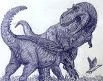Dynamoterror and Invictarx