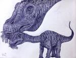 Andrew the Diplodocus