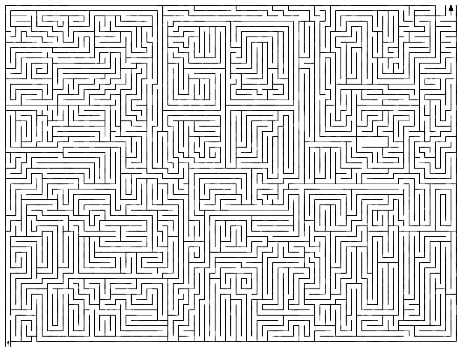 Maze by Pannekaka on DeviantArt
