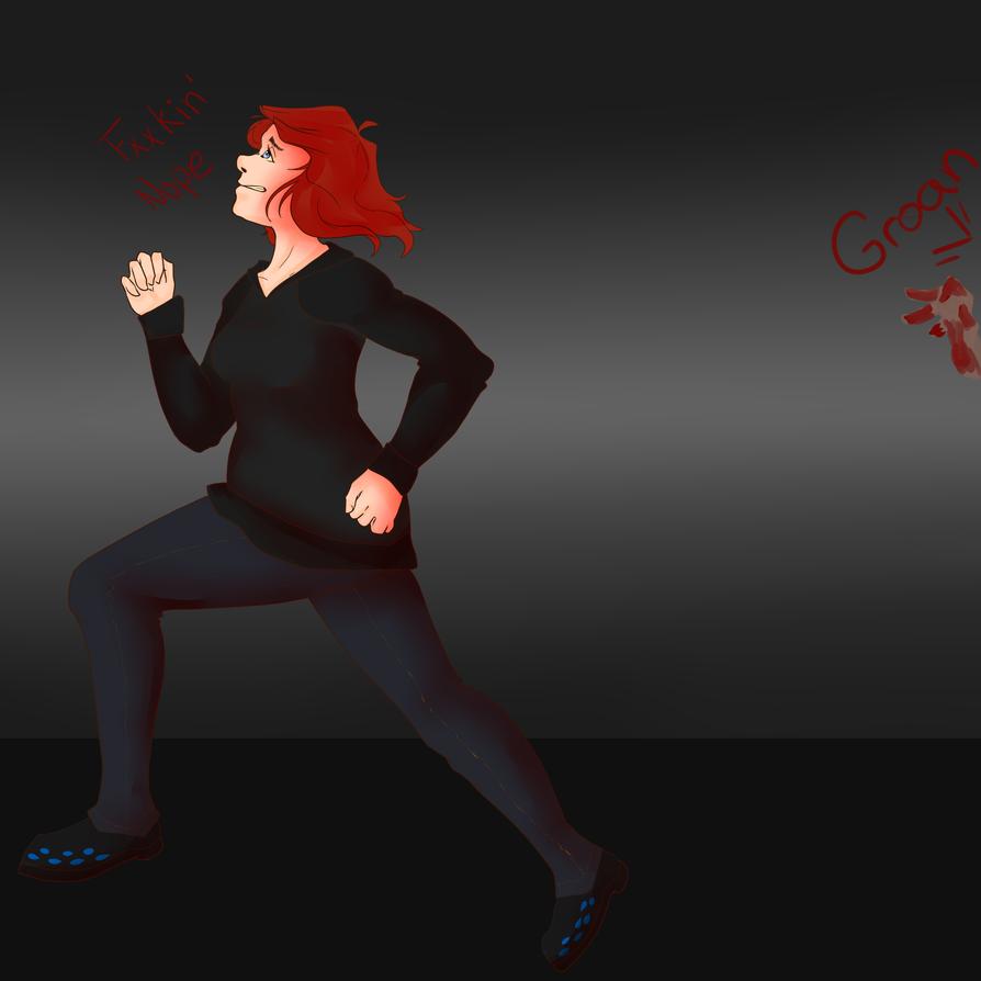 F*#KIN' NOPE Day 1 by Lycoris-Laulu